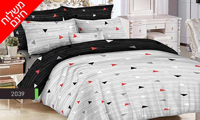 28 סט מצעים למיטה 100% כותנה - משלוח חינם
