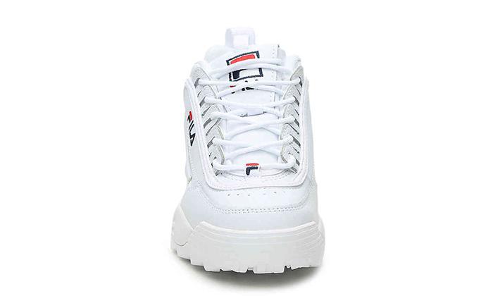 4 נעלי סניקרס לנשים פילה FILA Disruptor