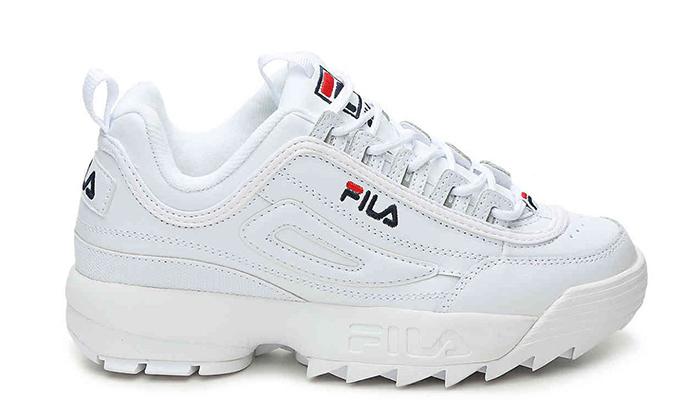 5 נעלי סניקרס לנשים פילה FILA Disruptor