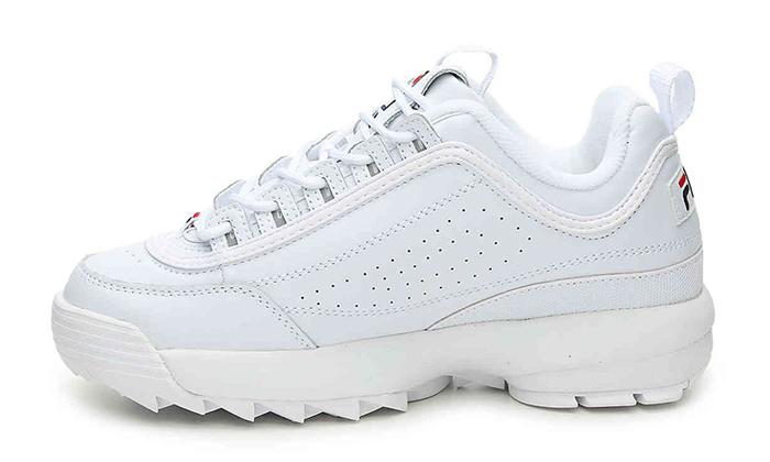 6 נעלי סניקרס לנשים פילה FILA Disruptor