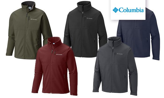 6 מעיל לגברים Columbia