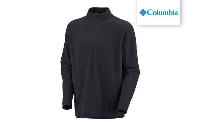 3 חולצת מיקרופליז לגברים Columbia - משלוח חינם!