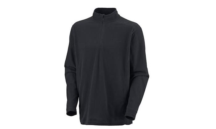 4 חולצת מיקרופליז לגברים Columbia - משלוח חינם!