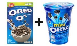 20 חבילות עוגיות Mini Oreo