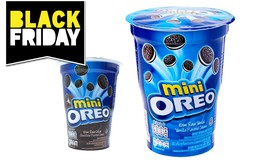 10 חבילות עוגיות Mini Oreo