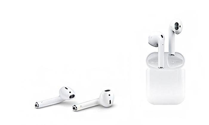 אוזניות בלוטות' i12 - משלוח חינם
