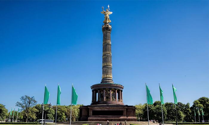 4 סיור חורף מקיף בברלין בין האתרים הכי שווים בעיר - ברגל וברכב