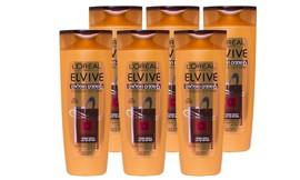 6 בקבוקי שמפו L'OREAL ELVIVE