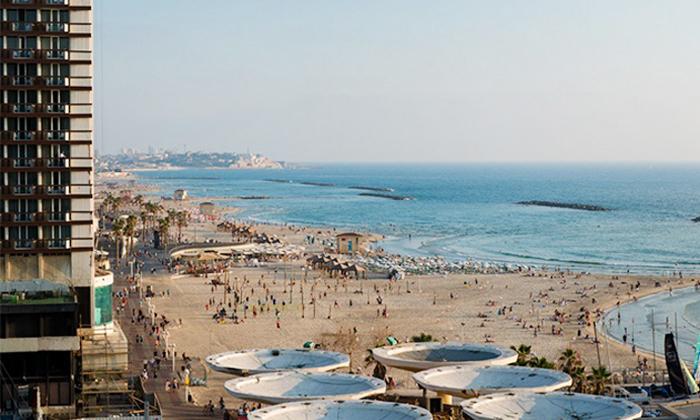 4 חבילת פינוק וספא פרימיום לזוג במלונות בתל אביב
