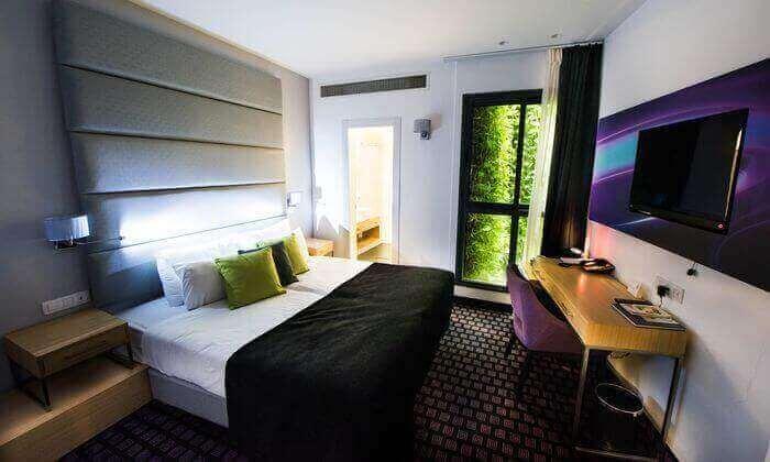 """4 מלון בוטיק אייל ירושלים, כולל סופ""""ש"""