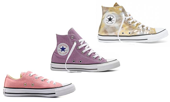 נעלי סניקרס לנשים אול סטאר All Star - משלוח חינם
