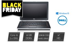 מחשב נייד Dell עם מסך ''14
