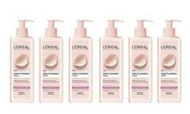 6 חלב פנים L'Oréal Paris