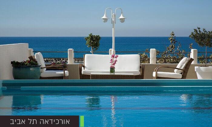 7 יום כיף וספא במגוון בתי מלון ברחבי הארץ, כולל כרטיס רגיל או VIP לסינמה סיטי