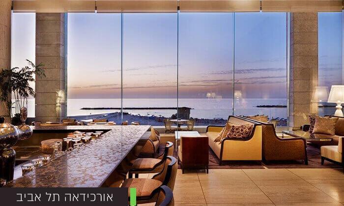 8 יום כיף וספא במגוון בתי מלון ברחבי הארץ, כולל כרטיס רגיל או VIP לסינמה סיטי