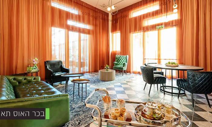 9 יום כיף וספא במגוון בתי מלון ברחבי הארץ, כולל כרטיס רגיל או VIP לסינמה סיטי