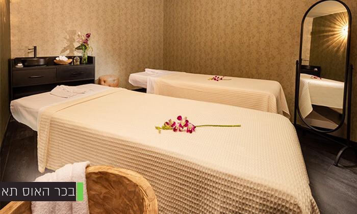 10 יום כיף וספא במגוון בתי מלון ברחבי הארץ, כולל כרטיס רגיל או VIP לסינמה סיטי