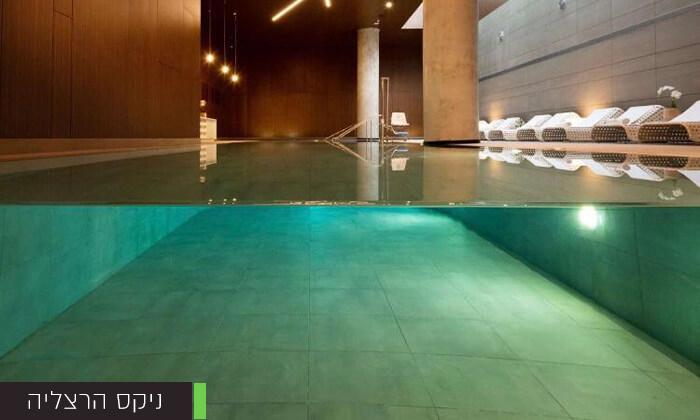 30 יום כיף וספא במגוון בתי מלון ברחבי הארץ, כולל כרטיס רגיל או VIP לסינמה סיטי