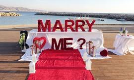 הפקת אירוע להצעת נישואין