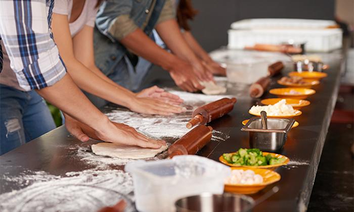 2 סדנת בישול איטלקי עד הבית עם 'מבשלים באהבה'