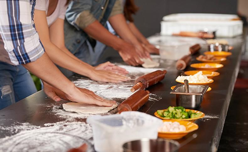 סדנת בישול איטלקי מבשלים באהבה