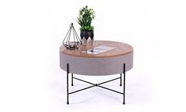 שולחן קפה עגול