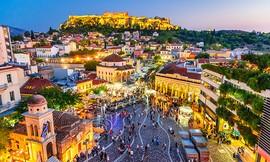 חופשת 5* באתונה, יוון