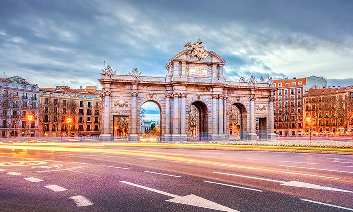 חופשה במדריד - שופינג, אומנות וטאפסים, כולל פסח