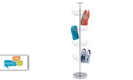 מתקן עומד4 קומות לנעליים