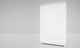 ארון 4 דלתות דגם אדר