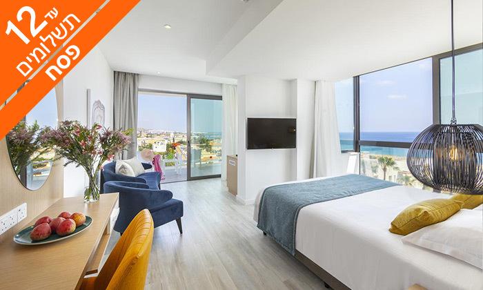 7 פסח בקפריסין - מלון Leonardo Crystal Cove למבוגרים בלבד