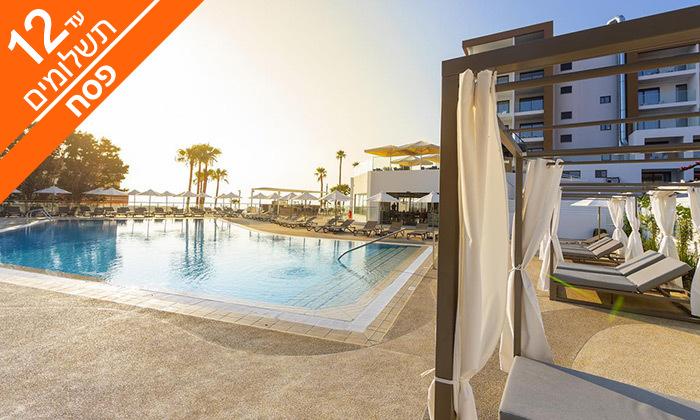 3 פסח בקפריסין - מלון Leonardo Crystal Cove למבוגרים בלבד