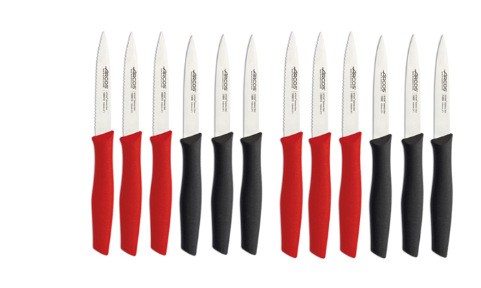 3 סט 12 סכיני ARCOS