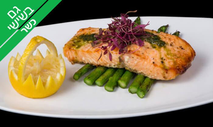 6 מסעדת פיצ'ונקה הכשרה בנס הרים - ארוחה זוגית
