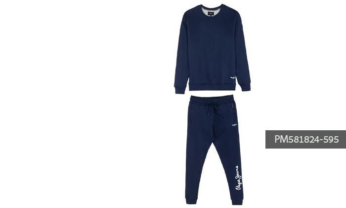 7 חליפת טרנינגלגברים Pepe Jeans London