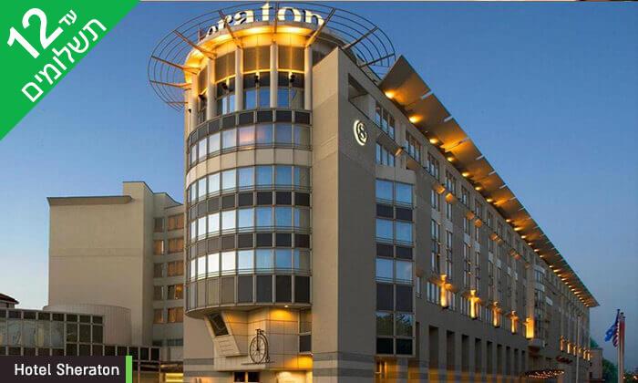 5 חופשת 5 כוכבים בוורשה - מלון Sheraton