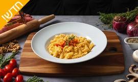ארוחה איטלקית זוגית בקריולו