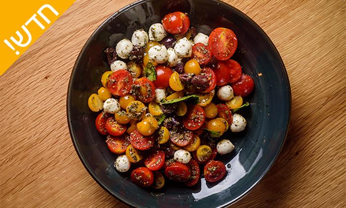 8 ארוחה איטלקית זוגית במסעדת TANTO החדשה בקרית אונו