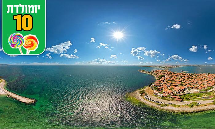 2 טיול מאורגן בבולגריה - ארץ פריחת הוורדים, כולל חגים