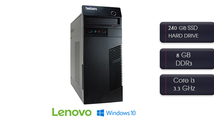 3 מחשב נייח לנובו LENOVO