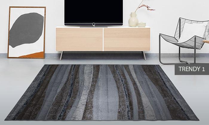 4 שטיח סלון TRENDY
