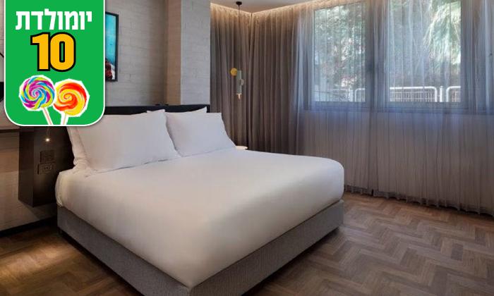7 חדש, שיקי וצבעוני: מלון MUSE בלב תל אביב