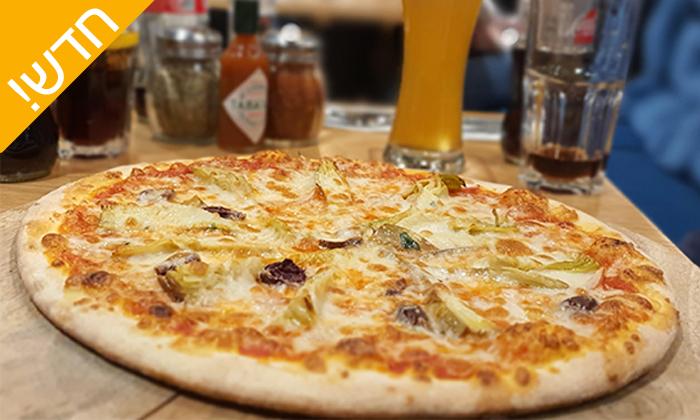 3 ארוחה איטלקית זוגית במסעדת TANTO החדשה בקרית אונו