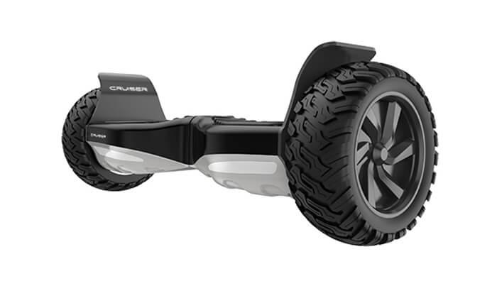2 הוברבורד גדול עם גלגלים