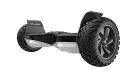 הוברבורד גדול עם גלגלים