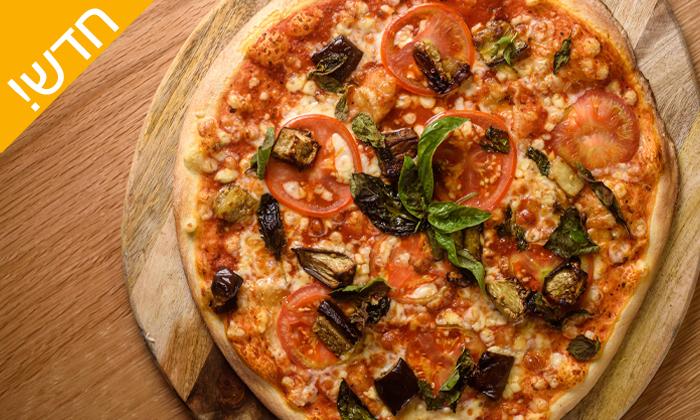 5 ארוחה איטלקית זוגית במסעדת TANTO החדשה בקרית אונו