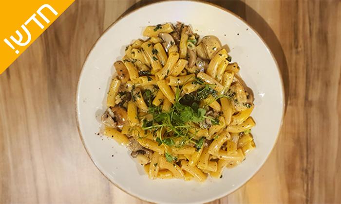 12 ארוחה איטלקית זוגית במסעדת TANTO החדשה בקרית אונו