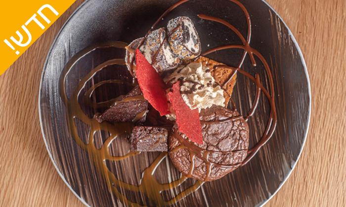 32 ארוחה איטלקית זוגית במסעדת TANTO החדשה בקרית אונו