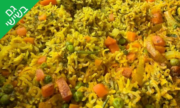 5 שובר הנחה להזמנת אוכל מוכן מהמטבח של רונית ביהוד - כולל משלוחים