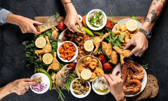 13 ארוחת פרימיום זוגית במסעדת הצדף, ראשון לציון
